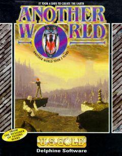 Jaquette de Another World Amiga