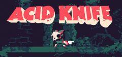 Jaquette de Acid Knife PC