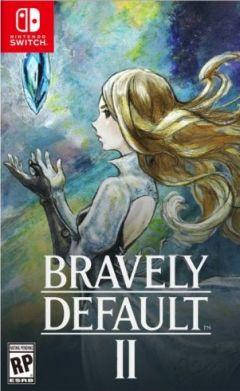 Jaquette de Bravely Default II Nintendo Switch