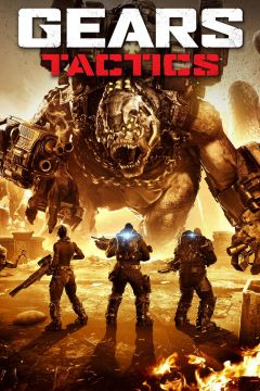 Jaquette de Gears Tactics Xbox One