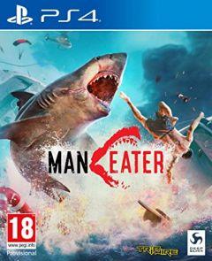 Jaquette de Maneater PS4