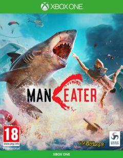 Jaquette de Maneater Xbox One