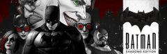 Jaquette de Batman : The Telltale Series - Shadows Edition PC