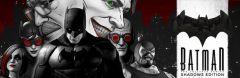 Jaquette de Batman : The Telltale Series - Shadows Edition PS4