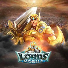 Jaquette de Lords Mobile : Bataille pour l'empire iPhone, iPod Touch