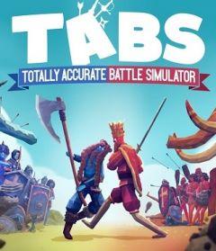 Jaquette de Totally Accurate Battle Simulator PC