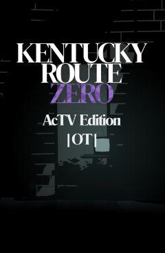 Jaquette de Kentucky Route Zero Act V PC