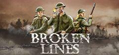 Jaquette de Broken Lines Nintendo Switch