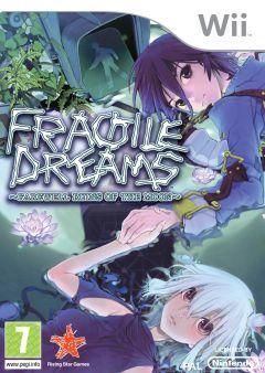 Jaquette de Fragile Dreams Wii