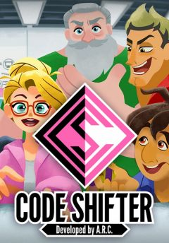Jaquette de Code Shifter PS4