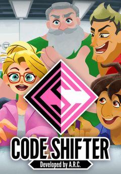 Jaquette de Code Shifter Xbox One