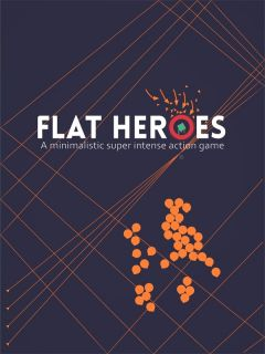 Jaquette de Flat Heroes Mac