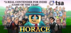 Jaquette de Horace PC
