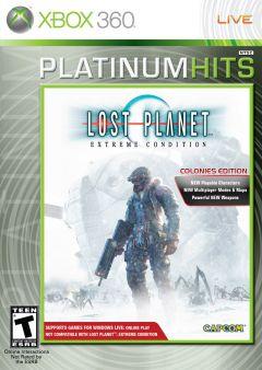 Jaquette de Lost Planet : Extreme Condition - Colonies Edition Xbox 360