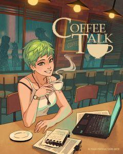 Jaquette de Coffee Talk PC