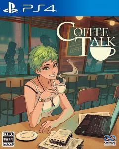 Jaquette de Coffee Talk PS4