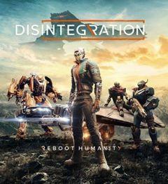 Jaquette de Disintegration PS4