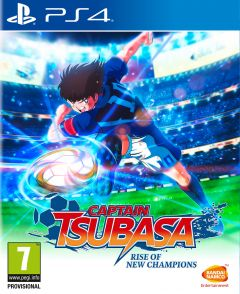 Jaquette de Captain Tsubasa : Rise of New Champions PS4