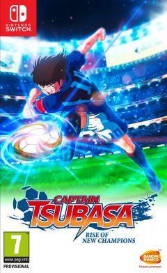 Jaquette de Captain Tsubasa : Rise of New Champions Nintendo Switch
