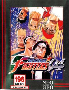 Jaquette de The King of Fighters '94 NeoGeo