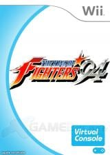 Jaquette de The King of Fighters '94 Wii