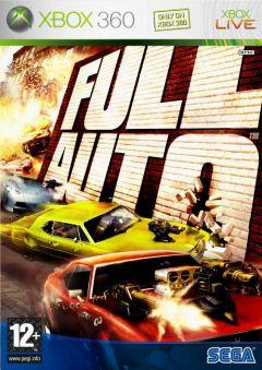 Jaquette de Full Auto Xbox 360