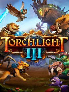 Jaquette de Torchlight III PC