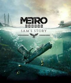 Jaquette de Metro Exodus : Sam's Story Google STADIA