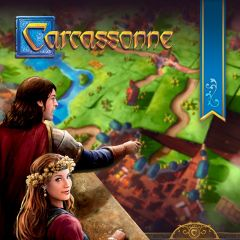 Jaquette de Carcassonne - Tiles & Tactics PC