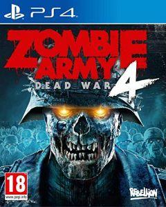 Jaquette de Zombie Army 4 : Dead War PS4
