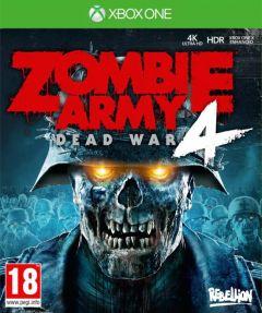 Jaquette de Zombie Army 4 : Dead War Xbox One