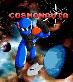 Jaquette de Cosmonauta Nintendo Switch