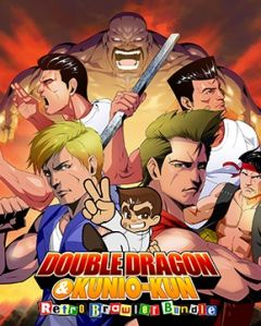 Jaquette de Double Dragon & Kunio-Kun Retro Brawler Bundle Nintendo Switch