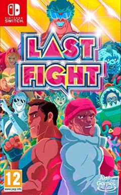 Jaquette de LASTFIGHT Nintendo Switch