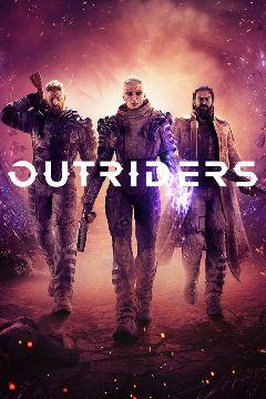Jaquette de Outriders Xbox Series
