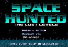 Jaquette de Space Hunted : The Lost Levels Wii U
