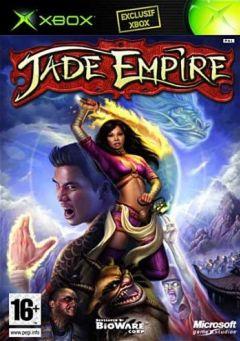 Jaquette de Jade Empire Xbox