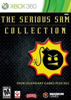 Jaquette de Serious Sam Collection Xbox 360