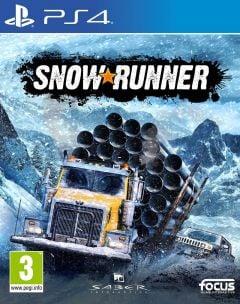 Jaquette de SnowRunner PS4
