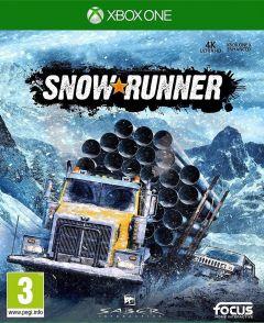 Jaquette de SnowRunner Xbox One