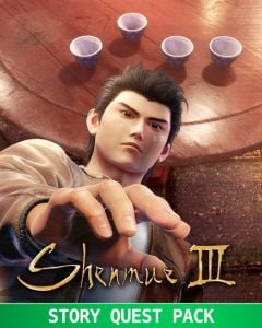 Jaquette de Shenmue III Story Quest Pack PS4