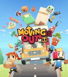 Jaquette de Moving Out Xbox One
