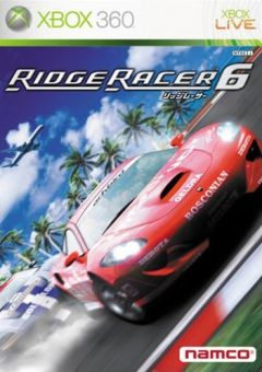 Jaquette de Ridge Racer 6 Xbox 360