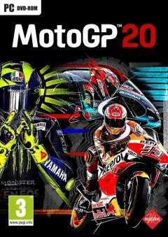 Jaquette de MotoGP 20 PC