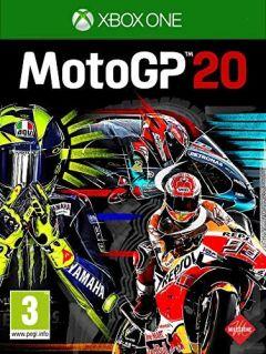 Jaquette de MotoGP 20 Xbox One