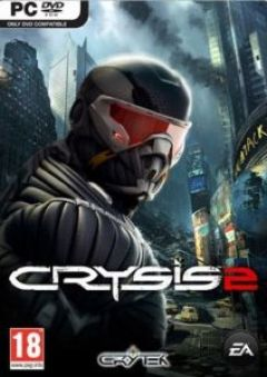 Jaquette de Crysis 2 PC
