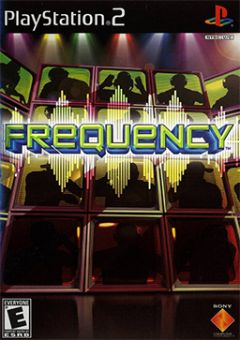 Jaquette de Frequency PlayStation 2