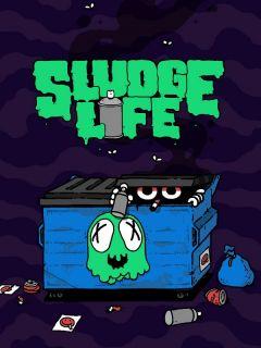 Jaquette de Sludge Life PC