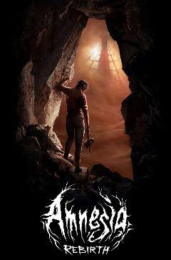 Jaquette de Amnesia : Rebirth PC