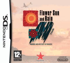 Jaquette de Flower, Sun and Rain DS